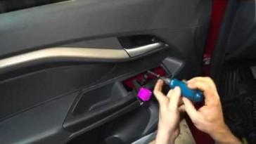 Lada Vesta шумоизоляция передней двери