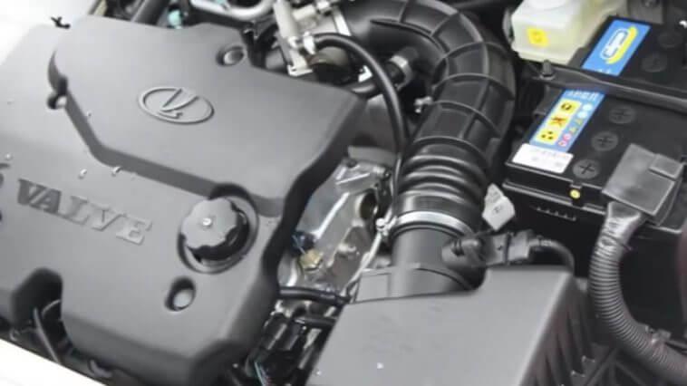 Мотор Лада Веста с индексом 21129