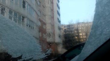 Подогрев стекла