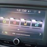 Автомагнитола с сенсорным экраном