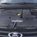 Двигатель автомобиля Лада Веста
