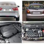 Двигатели и шасси автомобилей