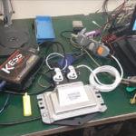Модернизация электронного блока управлени