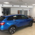 Lada Vesta SW Cross Exclusive